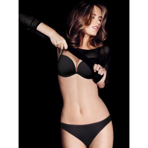 Wonderbra Full Effect Push Up BH schwarz