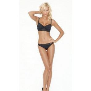 Wonderbra Glam Shorty dunkelgrau