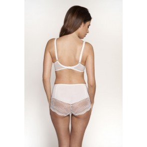 Gossard Superboost Lace Retro Pant weiß